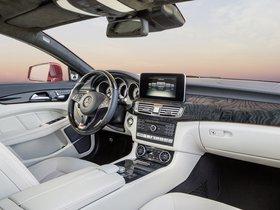 Ver foto 21 de Mercedes Clase CLS 500 4MATIC AMG Sports Package C218 2014