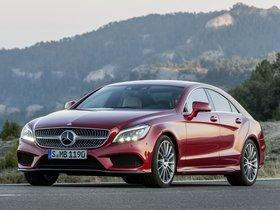 Ver foto 12 de Mercedes Clase CLS 500 4MATIC AMG Sports Package C218 2014