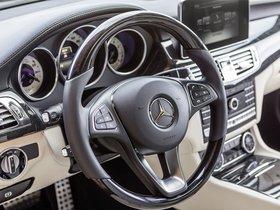 Ver foto 11 de Mercedes Clase CLS 500 4MATIC AMG Sports Package C218 2014