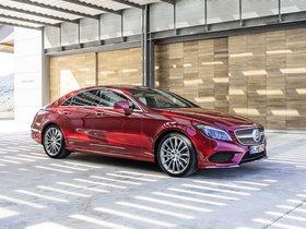 Ver foto 10 de Mercedes Clase CLS 500 4MATIC AMG Sports Package C218 2014