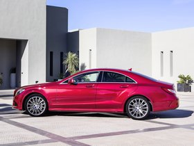 Ver foto 9 de Mercedes Clase CLS 500 4MATIC AMG Sports Package C218 2014
