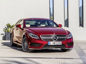 Ver foto 8 de Mercedes Clase CLS 500 4MATIC AMG Sports Package C218 2014