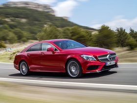 Ver foto 3 de Mercedes Clase CLS 500 4MATIC AMG Sports Package C218 2014
