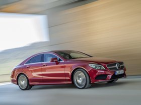 Ver foto 2 de Mercedes Clase CLS 500 4MATIC AMG Sports Package C218 2014