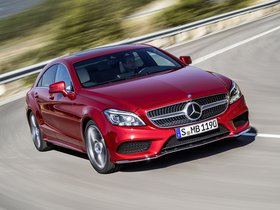 Fotos de Mercedes Clase CLS 500 4MATIC AMG Sports Package C218 2014