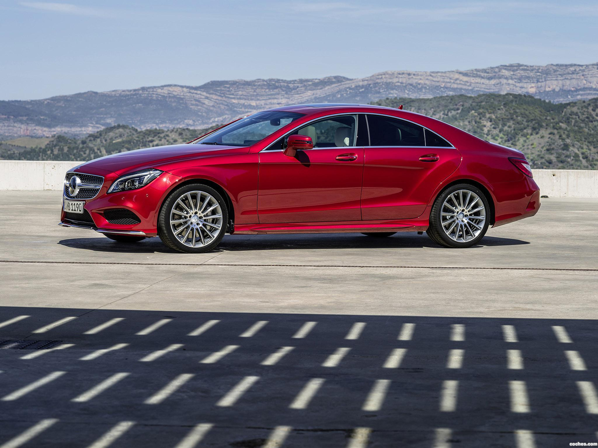 Foto 6 de Mercedes Clase CLS 500 4MATIC AMG Sports Package C218 2014