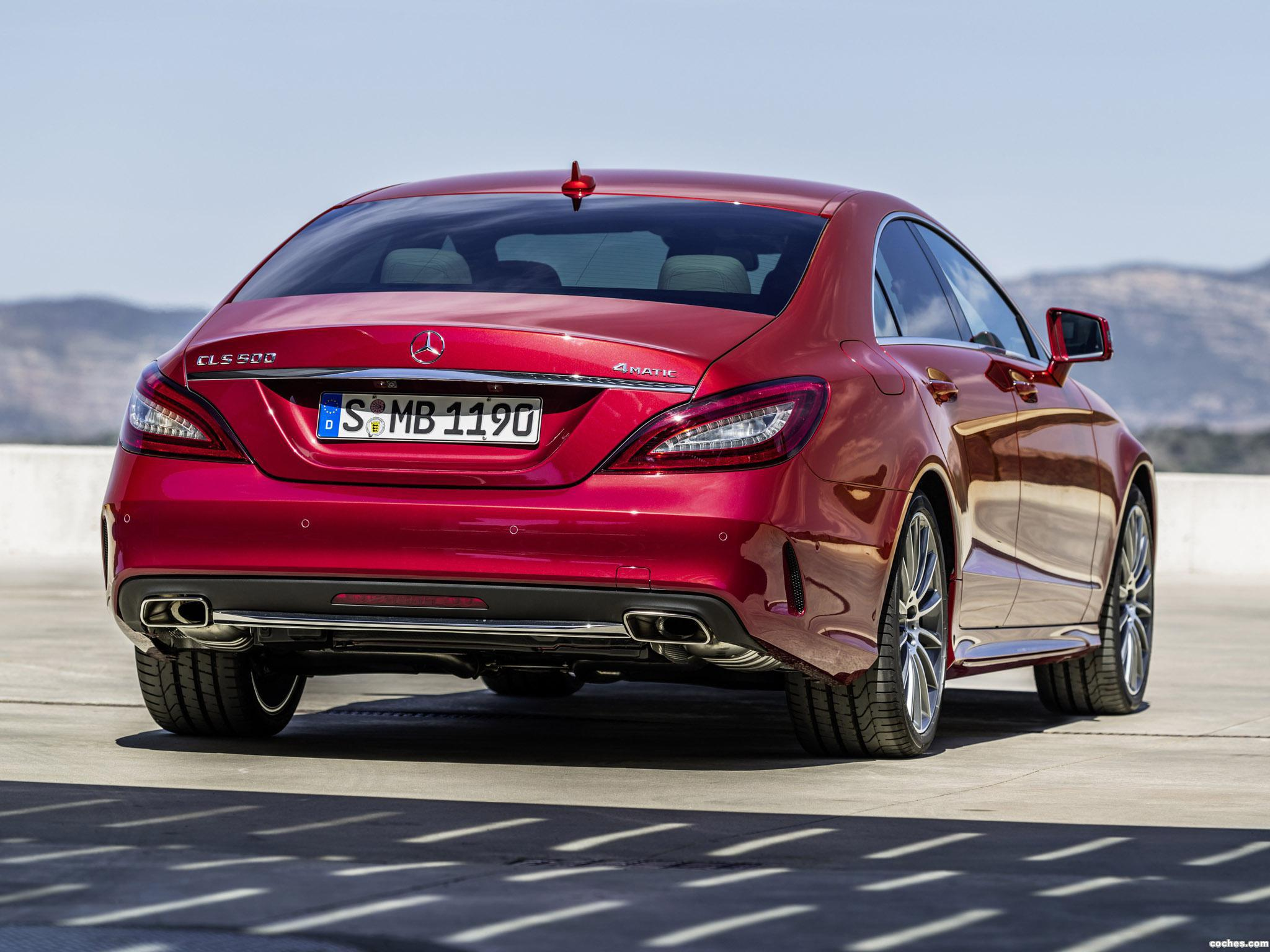 Foto 19 de Mercedes Clase CLS 500 4MATIC AMG Sports Package C218 2014