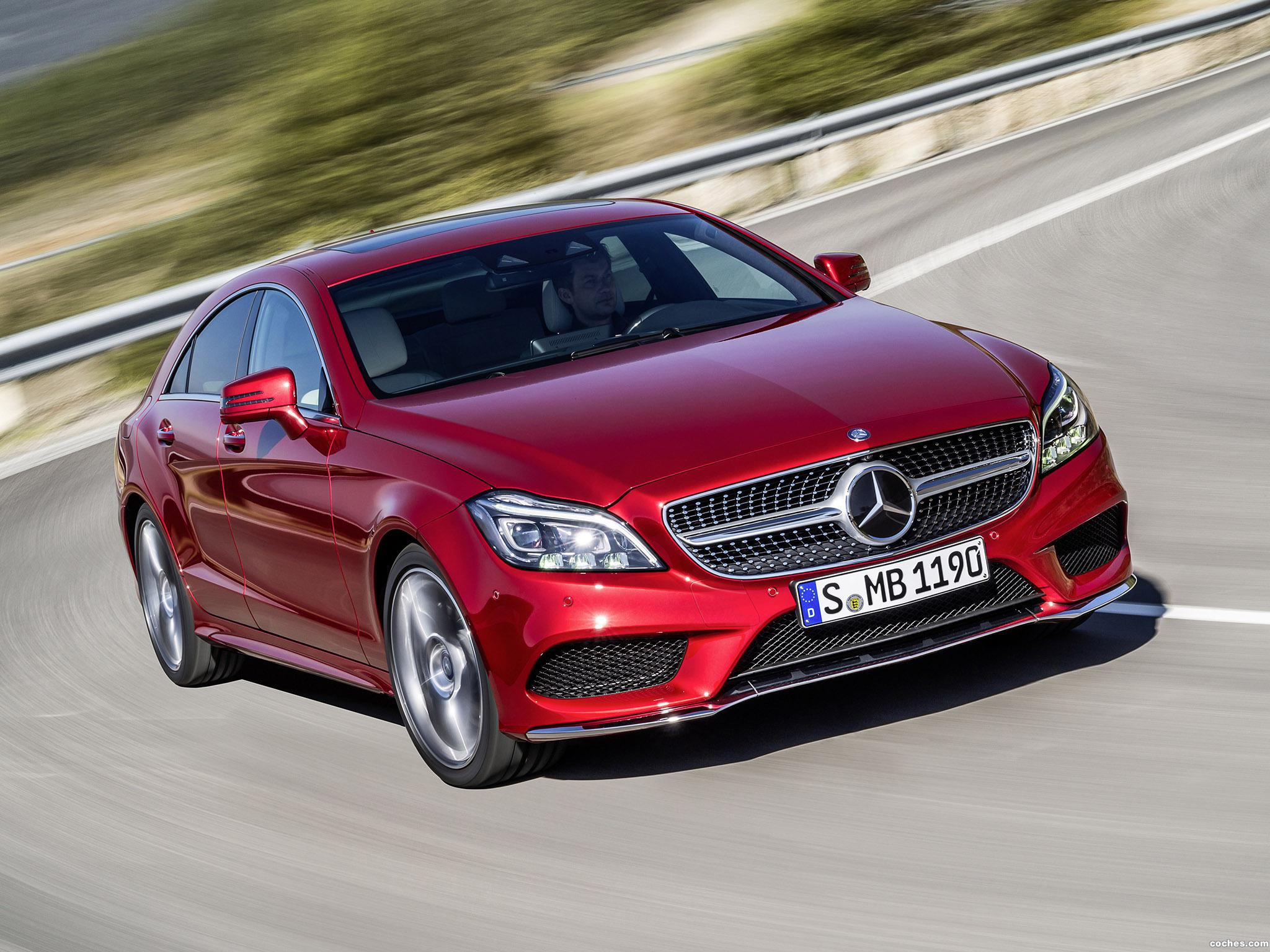 Foto 0 de Mercedes Clase CLS 500 4MATIC AMG Sports Package C218 2014