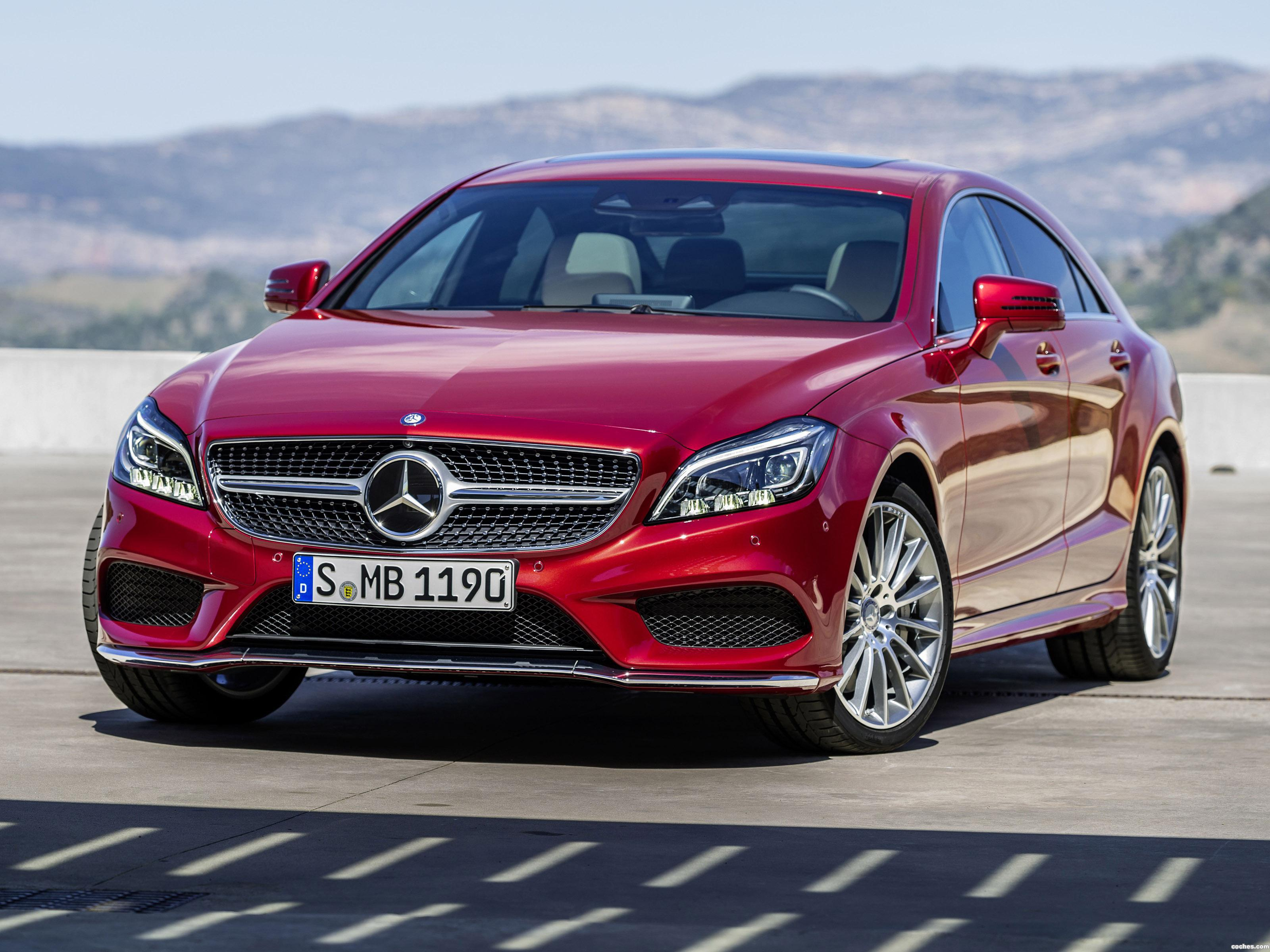 Foto 18 de Mercedes Clase CLS 500 4MATIC AMG Sports Package C218 2014