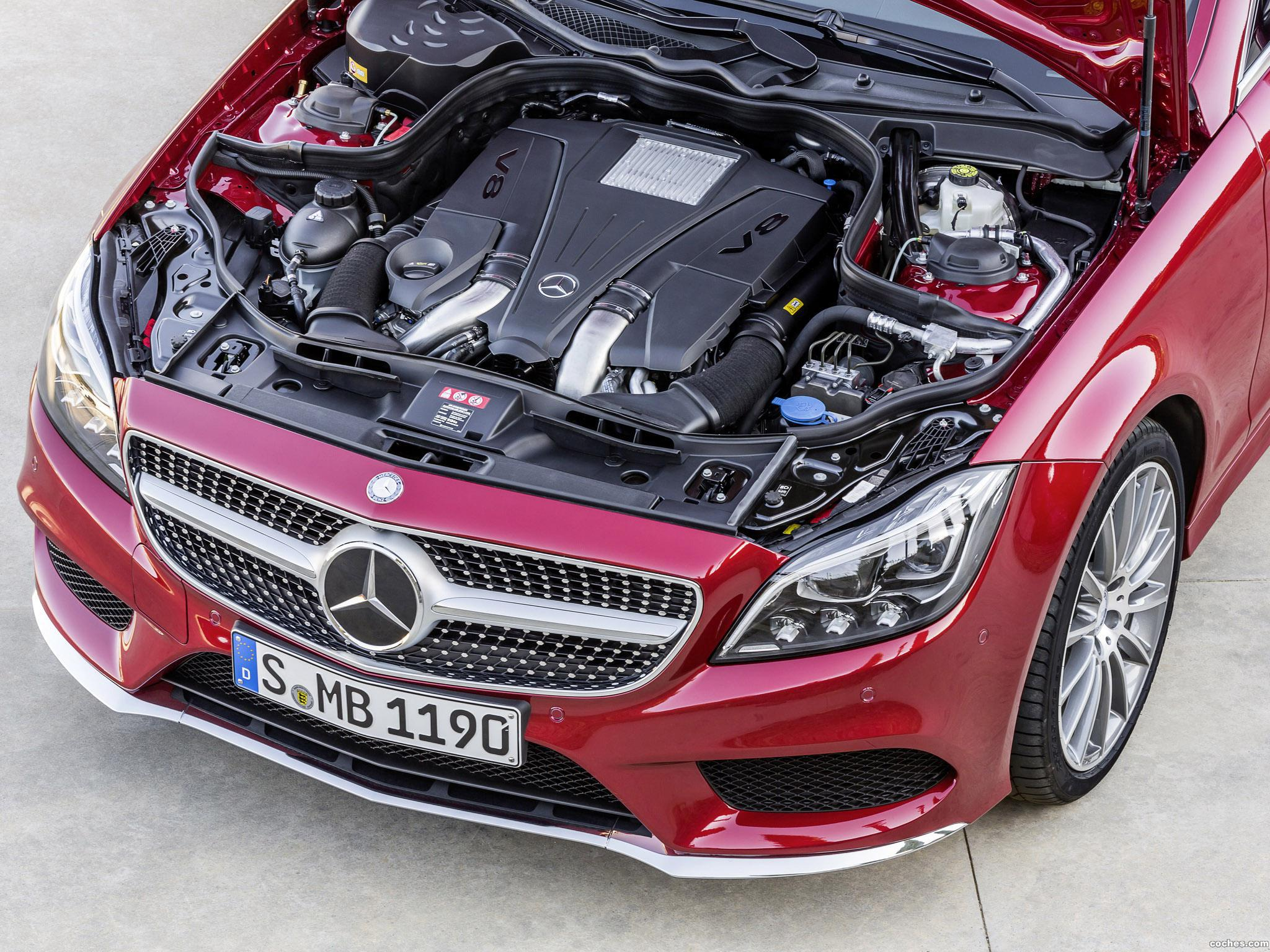 Foto 17 de Mercedes Clase CLS 500 4MATIC AMG Sports Package C218 2014