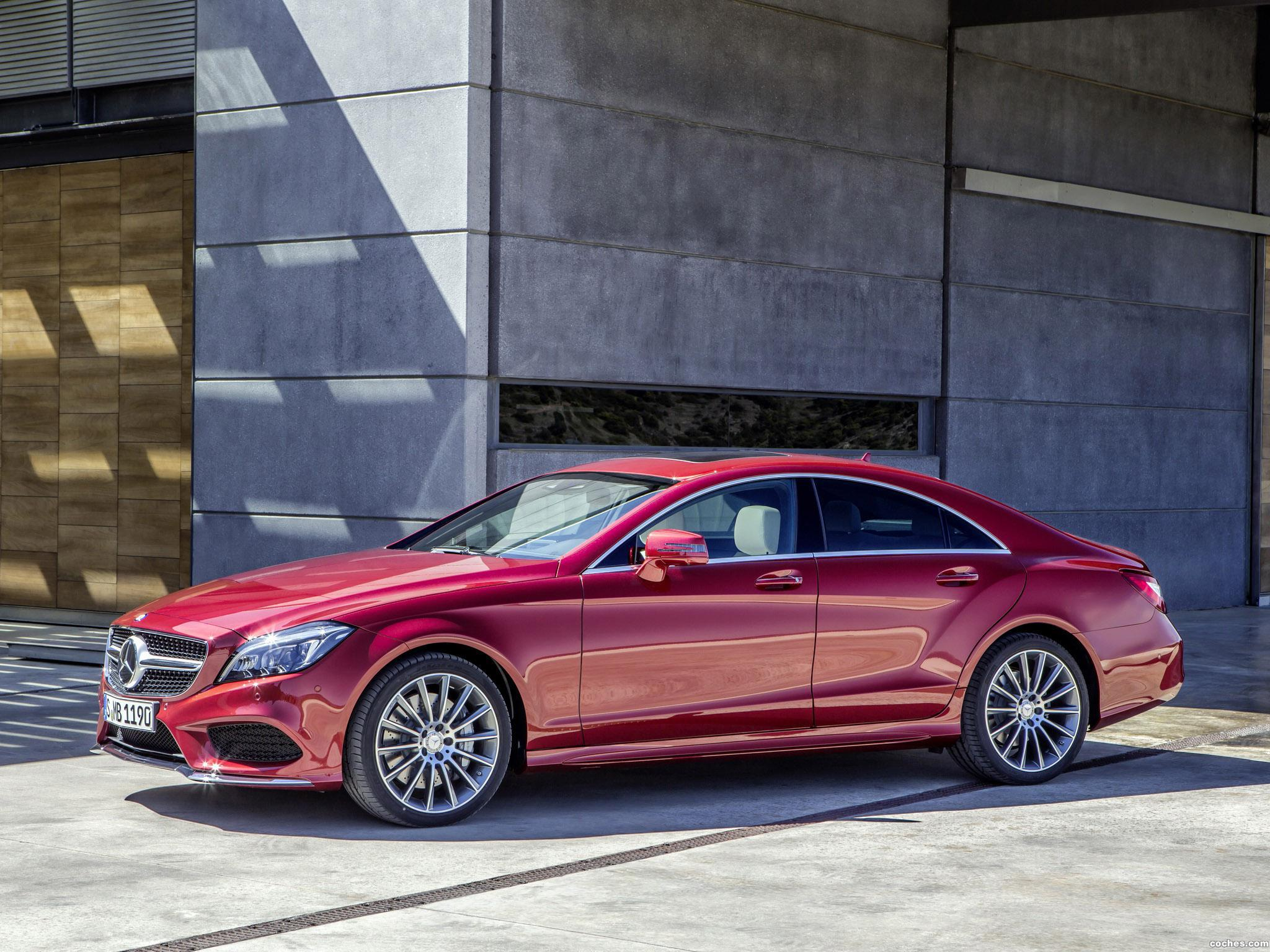 Foto 15 de Mercedes Clase CLS 500 4MATIC AMG Sports Package C218 2014