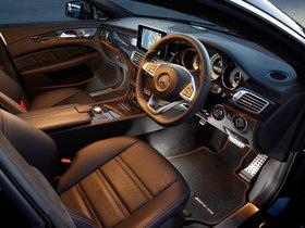 Ver foto 14 de Mercedes Clase CLS 500 AMG Sports Package C218 Australia 2015