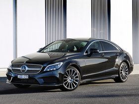 Ver foto 5 de Mercedes Clase CLS 500 AMG Sports Package C218 Australia 2015