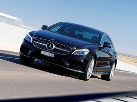 Ver foto 4 de Mercedes Clase CLS 500 AMG Sports Package C218 Australia 2015