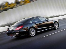 Ver foto 3 de Mercedes Clase CLS 500 AMG Sports Package C218 Australia 2015