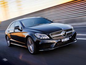 Fotos de Mercedes Clase CLS 500 AMG Sports Package C218 Australia 2015