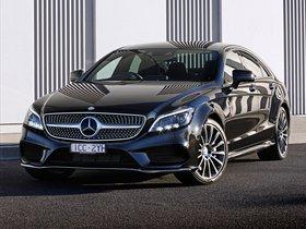 Ver foto 11 de Mercedes Clase CLS 500 AMG Sports Package C218 Australia 2015