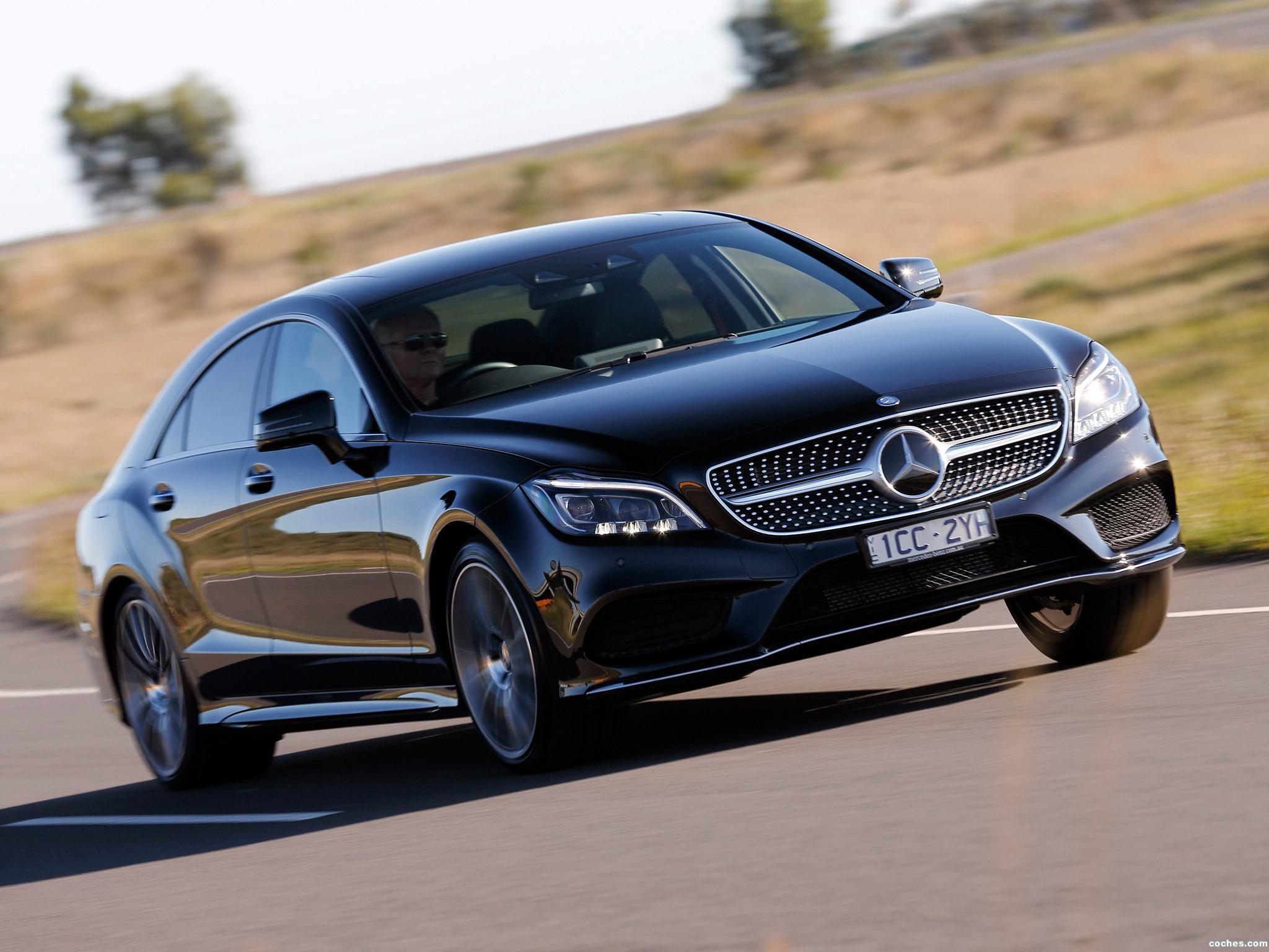 Fotos de mercedes clase cls 500 amg sports package c218 for Mercedes benz cls 500 precio