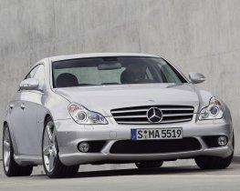 Ver foto 7 de Mercedes CLS 55 AMG 2005