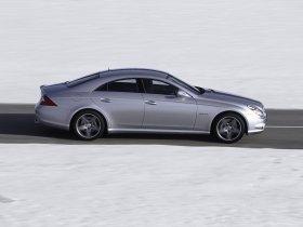 Ver foto 5 de Mercedes CLS 55 AMG 2005
