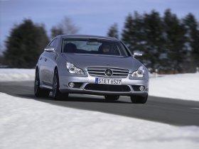 Ver foto 3 de Mercedes CLS 55 AMG 2005