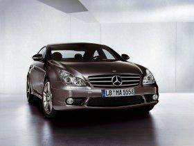 Fotos de Mercedes CLS 55 AMG 2005