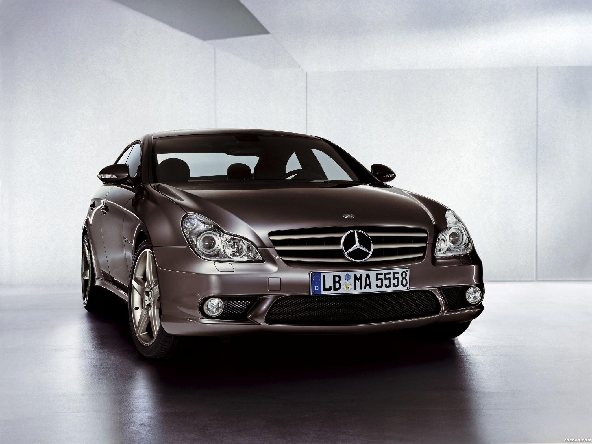 Foto 0 de Mercedes CLS 55 AMG 2005