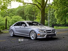 Ver foto 8 de Mercedes CLS 550 D2Forged FMS08 2013