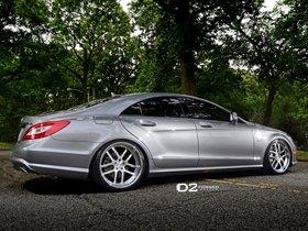 Ver foto 7 de Mercedes CLS 550 D2Forged FMS08 2013