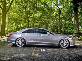 Ver foto 6 de Mercedes CLS 550 D2Forged FMS08 2013