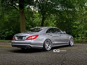 Ver foto 5 de Mercedes CLS 550 D2Forged FMS08 2013