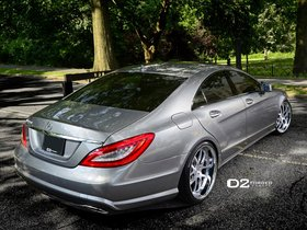 Ver foto 4 de Mercedes CLS 550 D2Forged FMS08 2013