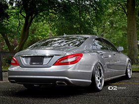 Ver foto 3 de Mercedes CLS 550 D2Forged FMS08 2013