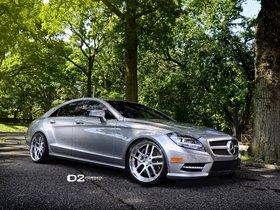 Ver foto 2 de Mercedes CLS 550 D2Forged FMS08 2013