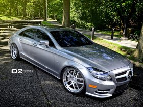Fotos de Mercedes CLS 550 D2Forged FMS08 2013