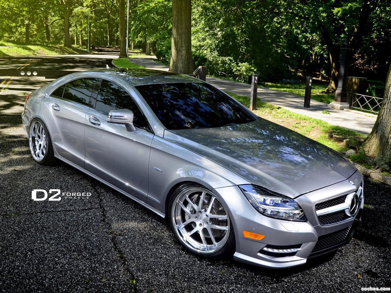 Foto 0 de Mercedes CLS 550 D2Forged FMS08 2013