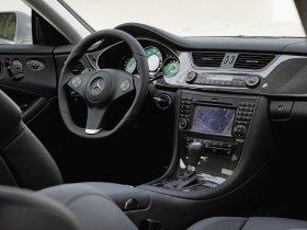 Ver foto 18 de Mercedes CLS 63 AMG 2008