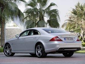 Ver foto 9 de Mercedes CLS 63 AMG 2008