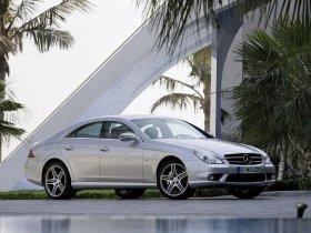 Ver foto 8 de Mercedes CLS 63 AMG 2008