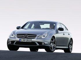 Ver foto 6 de Mercedes CLS 63 AMG 2008