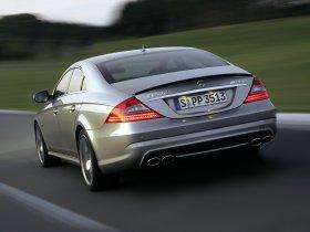 Ver foto 2 de Mercedes CLS 63 AMG 2008
