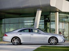 Ver foto 16 de Mercedes CLS 63 AMG 2008