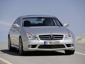 Ver foto 14 de Mercedes CLS 63 AMG 2008