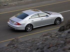 Ver foto 13 de Mercedes CLS 63 AMG 2008