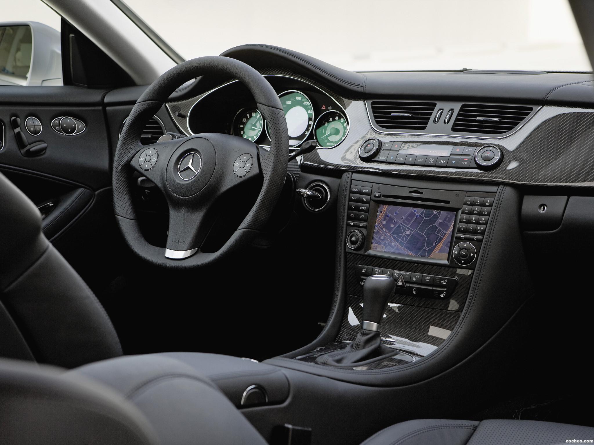 Foto 17 de Mercedes CLS 63 AMG 2008