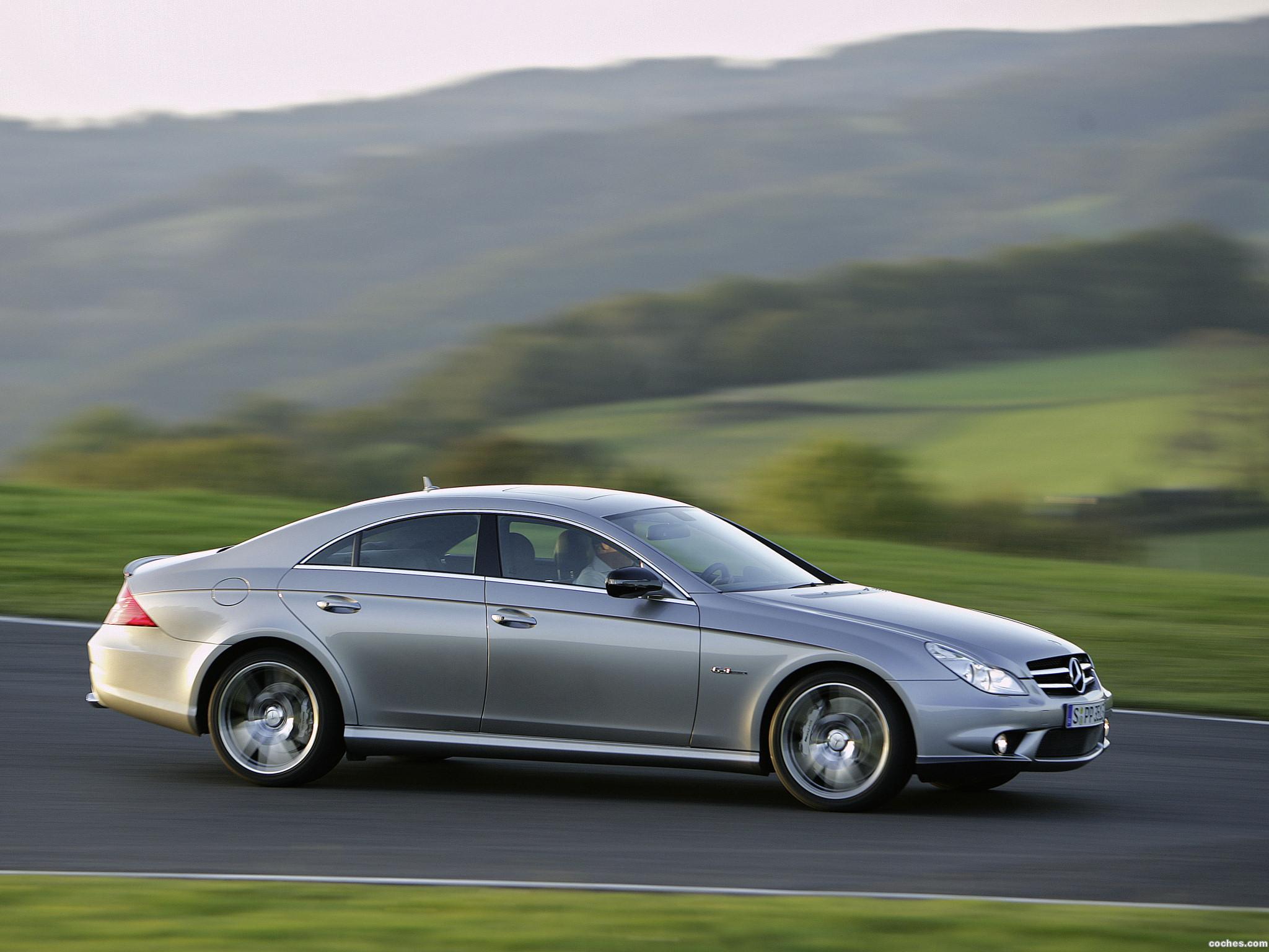 Foto 6 de Mercedes CLS 63 AMG 2008
