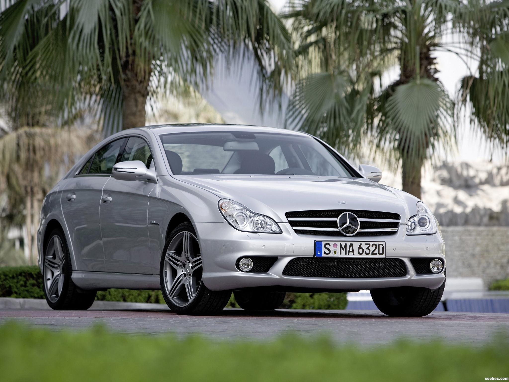 Foto 0 de Mercedes CLS 63 AMG 2008