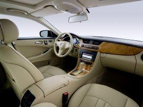 Ver foto 23 de Mercedes CLS Facelift 2008