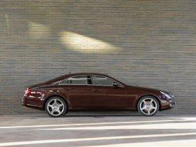 Ver foto 14 de Mercedes CLS Facelift 2008