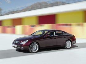 Ver foto 8 de Mercedes CLS Facelift 2008